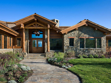 Aerie at Spring Creek Ranch Entry