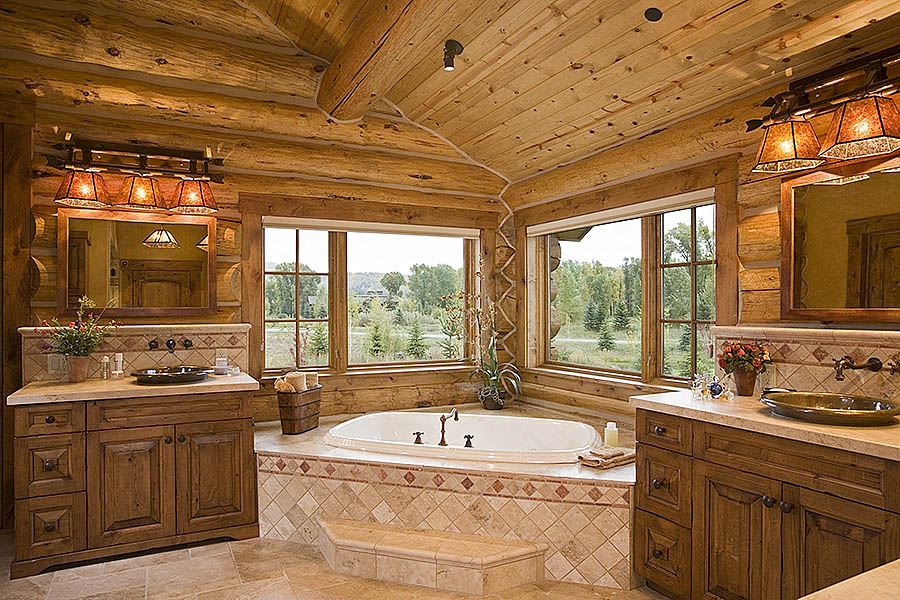 Tucker Ranch Teton Heritage Builders