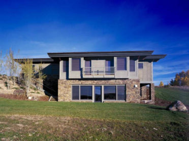 Gros Ventre North Residence Exterior 2