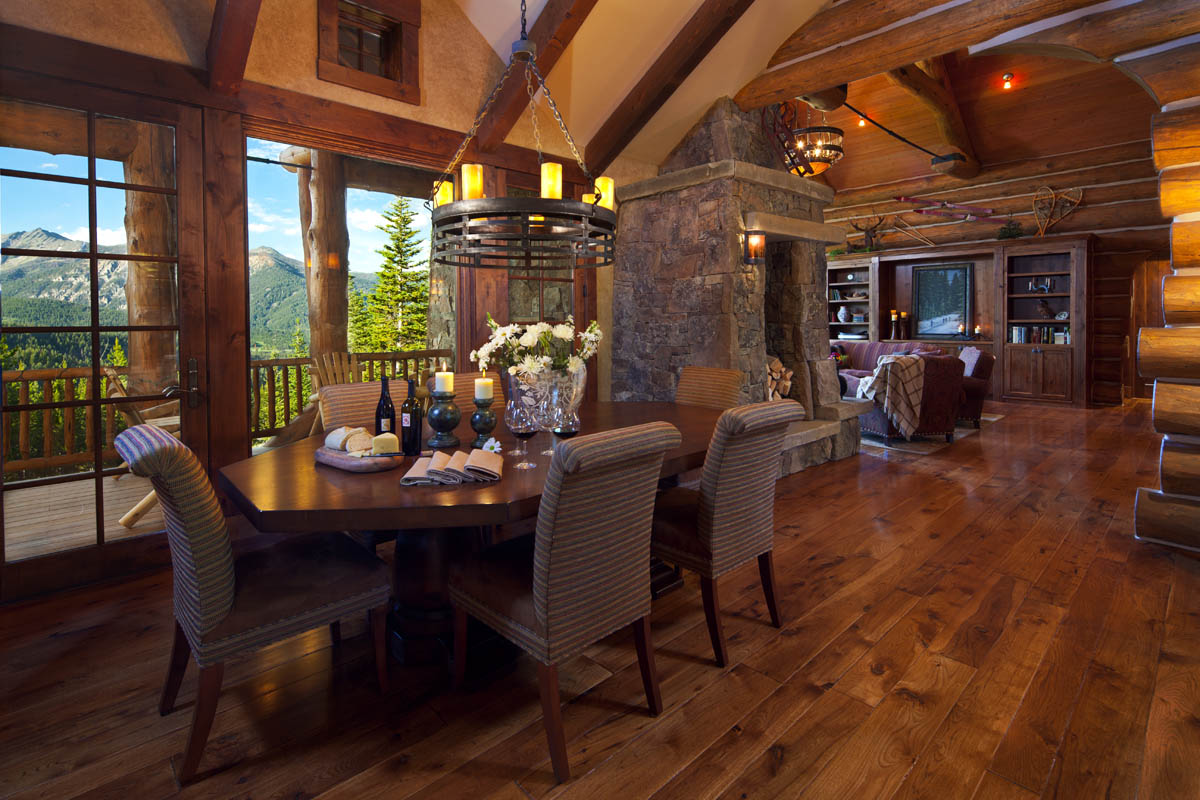Teton Heritage Builders Handcrafted Homes Lifelong